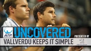 Uncovered: How Dani Vallverdu Keeps It Simple With Grigor Dimitrov