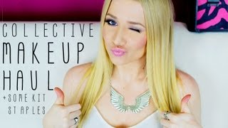 Collective Makeup Haul: Sephora, Mac, Drugstore + Beauty Supply Stores