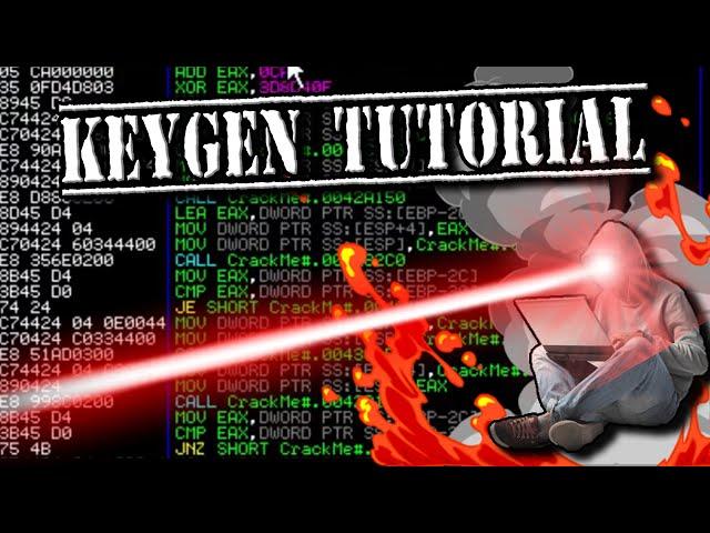 Ziggy KeyGenMe #1 Tutorial with Python Script