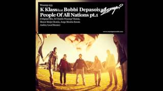 K-Klass feat Bobbi Depasois - People Of All Nations (Murat Meijer Remix)