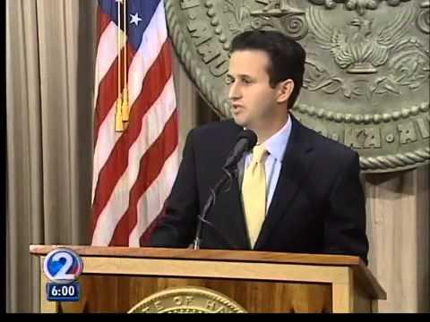 Brian Schatz to succeed Inouye in US Senate