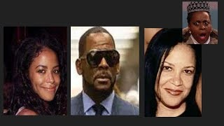NEW ALLEGATIONS REVEALS R KELLY SLEPT WITH AALIYAH AND  HER MOM