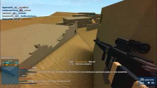 PF (Phantom Forces) Gameplay on ROBLOX