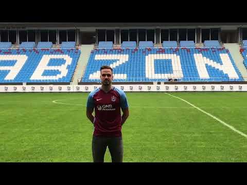 Trabzonspor'un yeni transferi Filip Novak imzayı attı