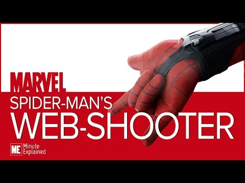 Spider-Man's WEB-SHOOTERS Explained!