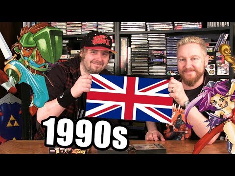 EUROPEAN GAMING 1990's - Happy Console Gamer
