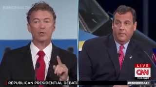 Rand Paul Fighting for Marijuana and Drug Policy |  GOP Debate