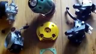 VFM des pièces pour vélo moteur