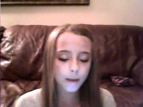 Willow If I die young webcam video September 16, 2011 05:06 PM