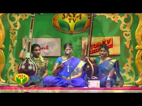 Margazhi Maha Utsavam Nithyasree - Episode 03 On Thursday, 19/12/13