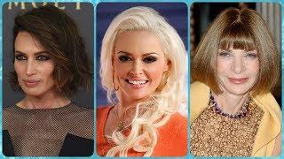 Frisuren Für 60 Jährige Frauen 2019