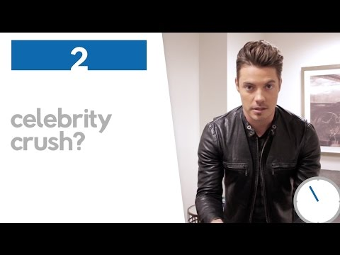 Josh Henderson: 30 Second Quick Questions   STEVE HARVEY