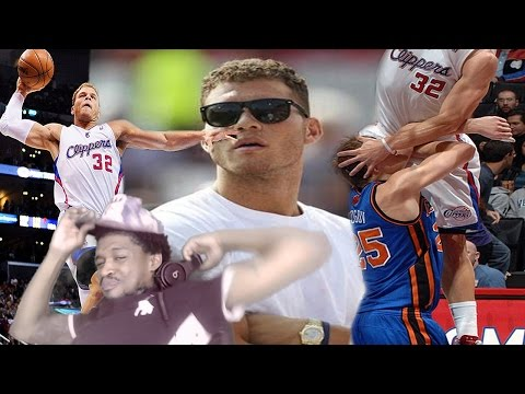 THE MOST DISRESPECTFUL MAN ALIVE! BLAKE GRIFFIN TOP 10 DUNKS & PLAYS REACTION!