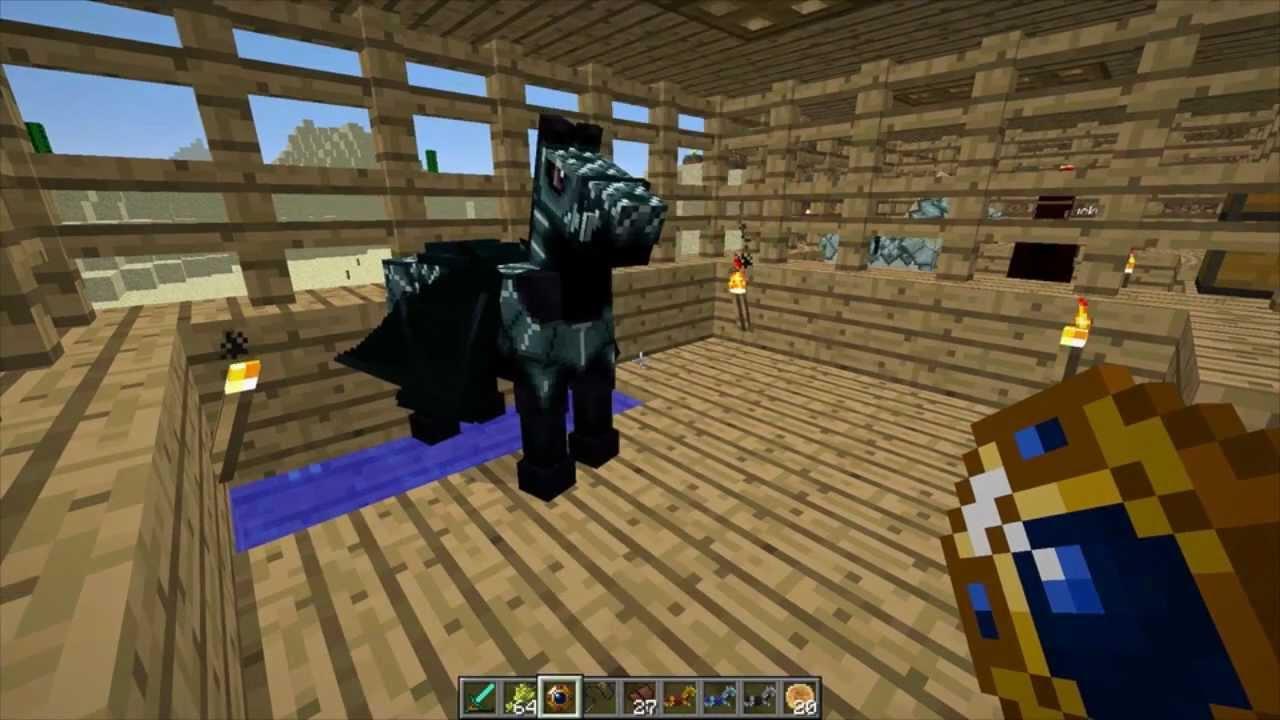 Mo Creatures Bat Horse YouTube