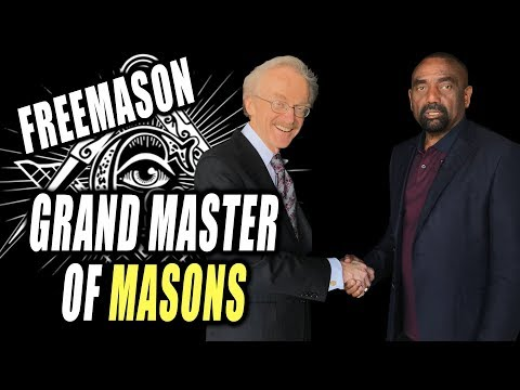 Jesse Lee Peterson Interviews a Freemason Grand Master! (#124)