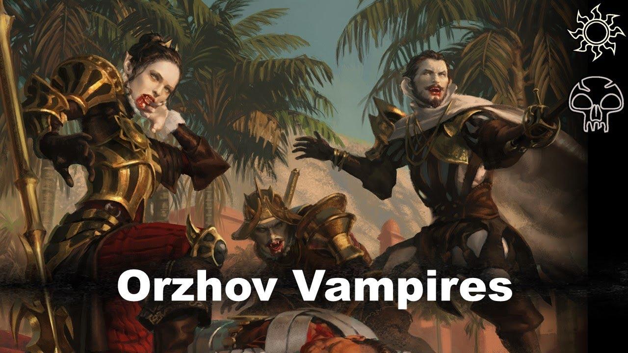 Mtg Arena Beta Orzhov Vampires Day 1 Build Youtube Tu tienda y blog especialistas en mtg. youtube
