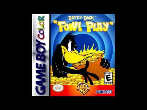 Snowy Mountain - Daffy Duck: Fowl Play
