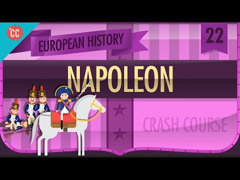 Napoleon Bonaparte: Crash Course European History #22