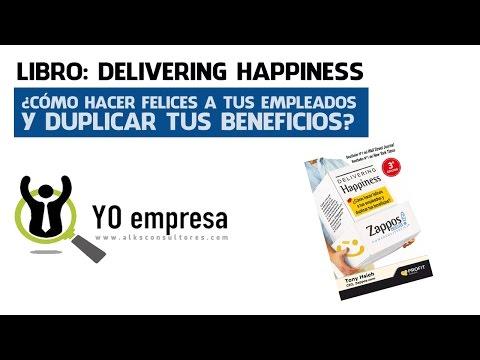 Zappos, Modelo de negocios. Libro Delivering happiness