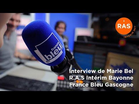 Interview - 1 Jour 1 Entreprise - R.A.S Intérim Bayonne