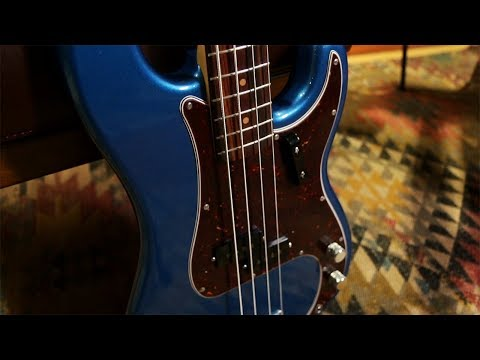Fender American Original '60s Precision Bass