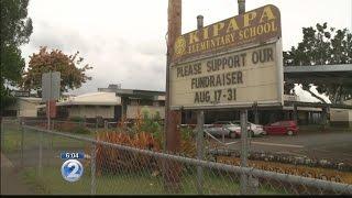 Hepatitis A confirmed in elementary school cafeteria worker