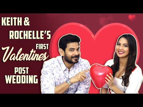 Keith Sequeira And Rochelle Rao's Valentines Special | Share About Their Firsts | Exclusive Mp3