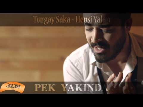 Turgay Saka - Hepsi Yalan ( Klip Teaser )