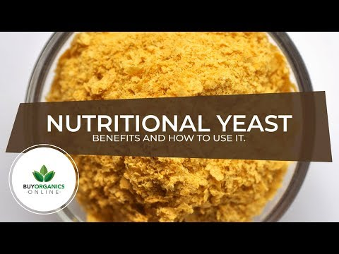 Nutritional Yeast Benefits and Uses (Vegan & Gluten Free)