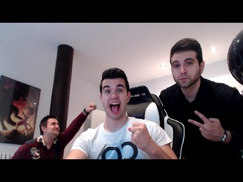CUCHILLO EN DIRECTO!  w/ Vegetta y byAbeeL | Counter Strike : Global Offensive