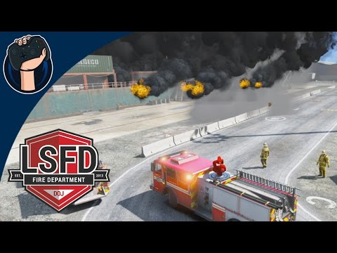 DOJ #84 - Cargo Ship Fire