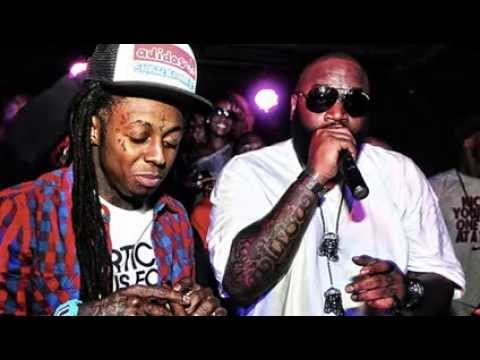 Rick Ross Ft Lil Wayne  Thug Cry CHOPPED