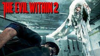 The Evil Within 2 Gameplay German #12 - Ist das Ektoplasma ???