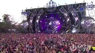 Afrojack Live: Ten Feet Tall & Illuminate @ UMF Miami 2014