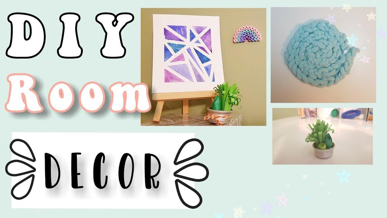 DIY American Girl Doll Room Decor   Room Decor Series Episode 4