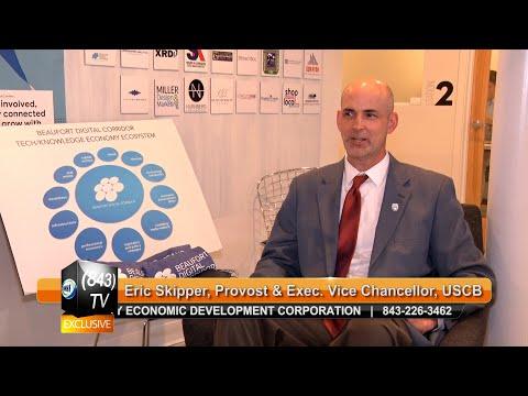 843TV   Eric Skipper, USCB University of South Carolina Beaufort   March 2021   WHHITV