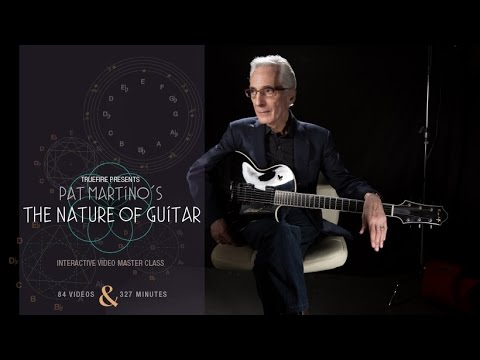 Pat Martino's The Nature of Guitar - Introduction