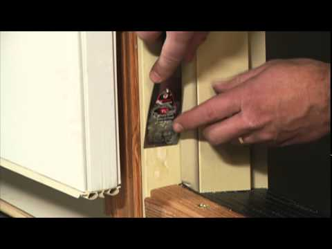 How To Replace Exterior Door Weather Stripping Easy H