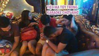 Bắt quả tang 40 khách mở tiệc ma túy trong karaoke Chợt Nhớ