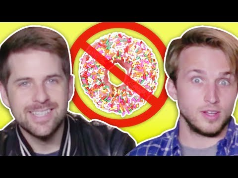 IAN'S *REAL* FAVORITE DONUT?! (The Show w/ No Name)