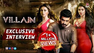 Villain ( ভিলেন ) | Exclusive interview | Ankush | Mimi | Rittika  | Bengali movie 2018 thumbnail