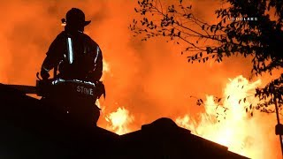 House Fire / Corona   RAW FOOTAGE