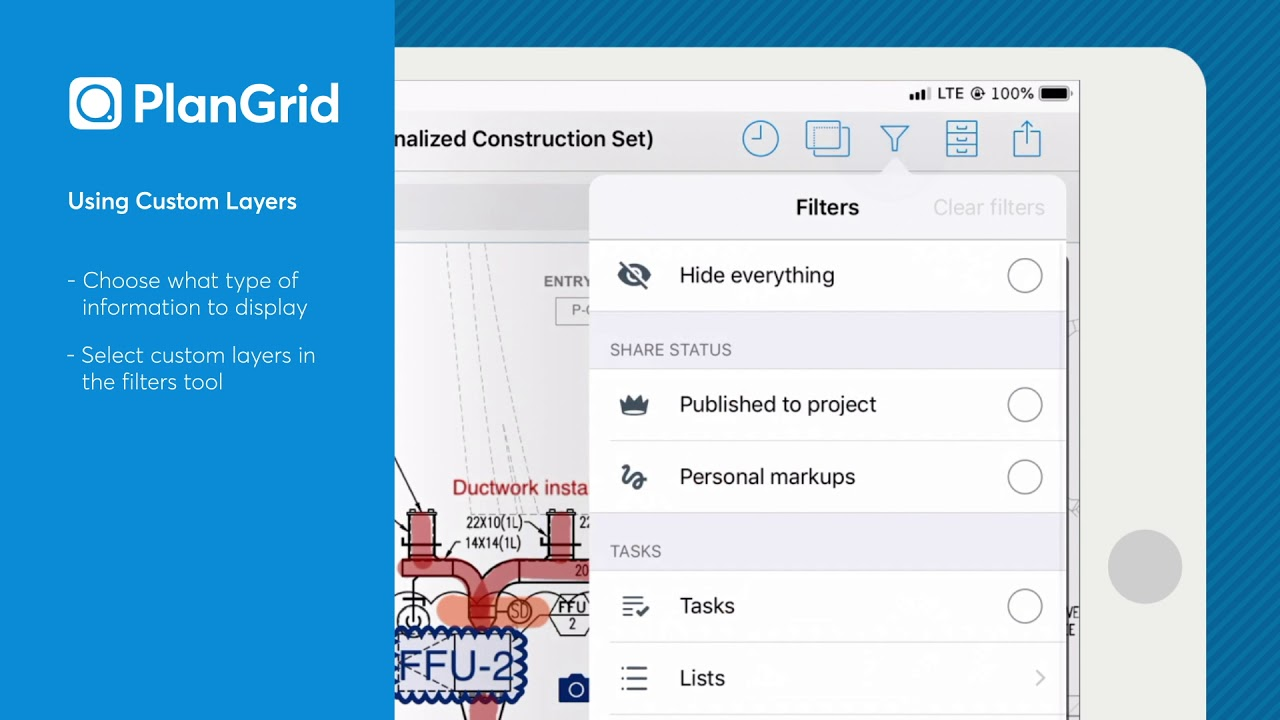 PlanGrid for Facilities Management
