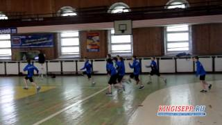Турнир памяти Валентина Ивановича Лойко по гандболу в Кингисеппе KINGISEPP.RU