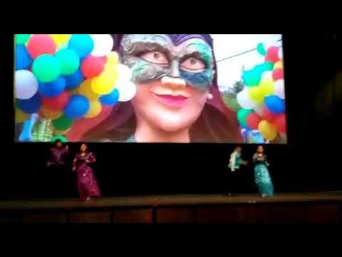 Goa Carnival Festival Dance at ICC Bharat Utsav