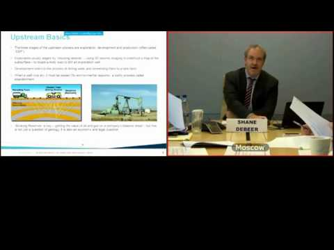 Oil and Gas: Basics, the Value Chain and Upstream Issues