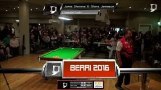 Nick Young v Peter Butterworth | FINAL | Berri Open 8 Ball 2016