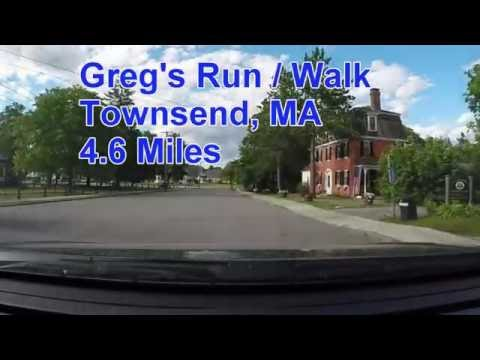 Greg's Run (Townsend, MA) Course Preview
