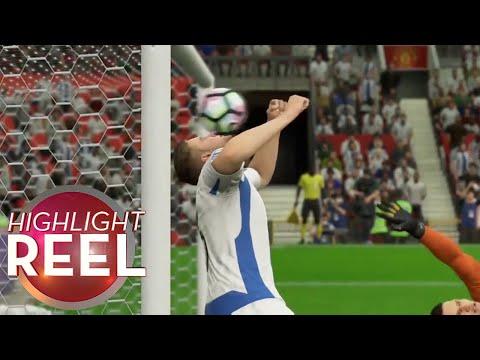 Highlight Reel #342 - FIFA Defender Breaks Neck, Allows Goal