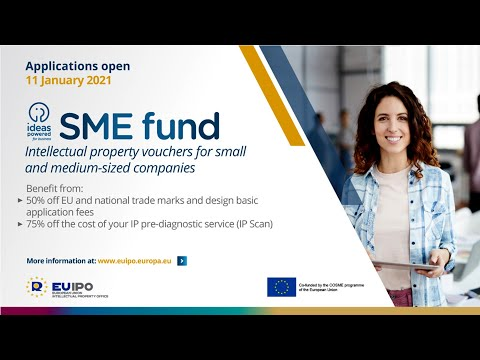 SME vouchers: €20 million grant fund to help SMEs maximise their intellectual property assets